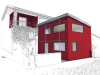 architecture matthieu dupont de dinechin architecte dplg. Black Bedroom Furniture Sets. Home Design Ideas