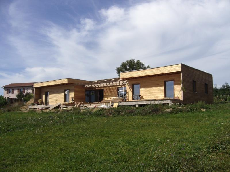 Maison En Paille  Matthieu Dupont De Dinechin Architecte Dplg